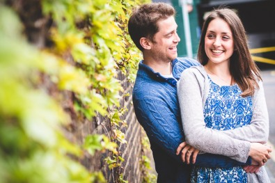 Borough Market Engagement Shoot