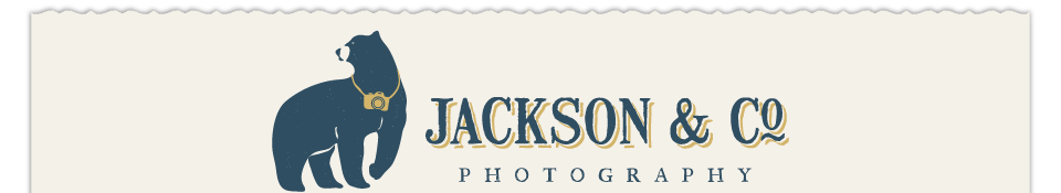 Jackson &amp; Co. Photography logo