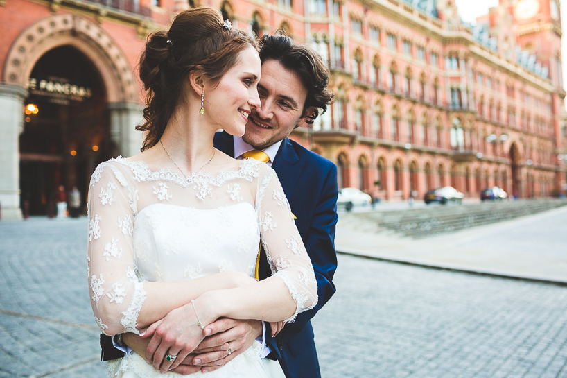 St Pancras Wedding