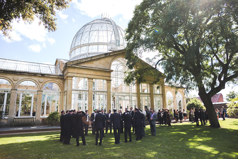 Syon Park Wedding Photographer - Jackson & Co Photography - -32