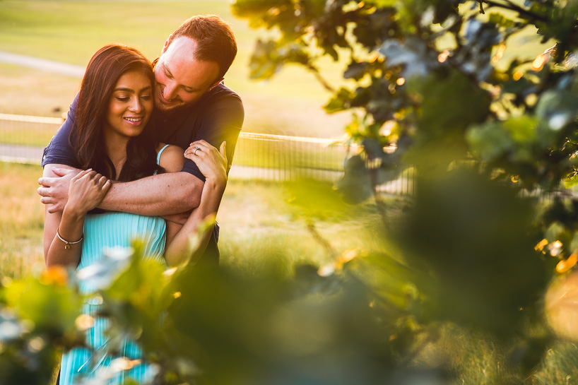 Kieran & Vinita - Greenwich Engagement Shoot - Jackson & Co Photography-27