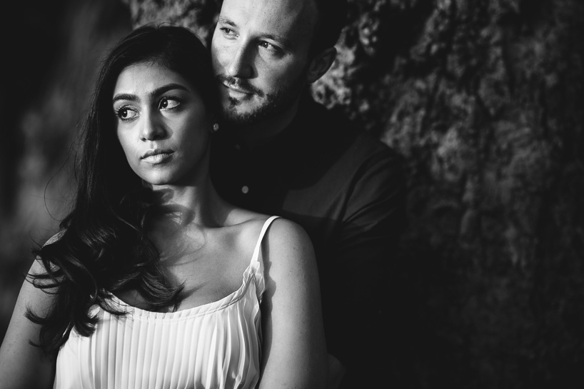 Kieran & Vinita - Greenwich Engagement Shoot - Jackson & Co Photography-35