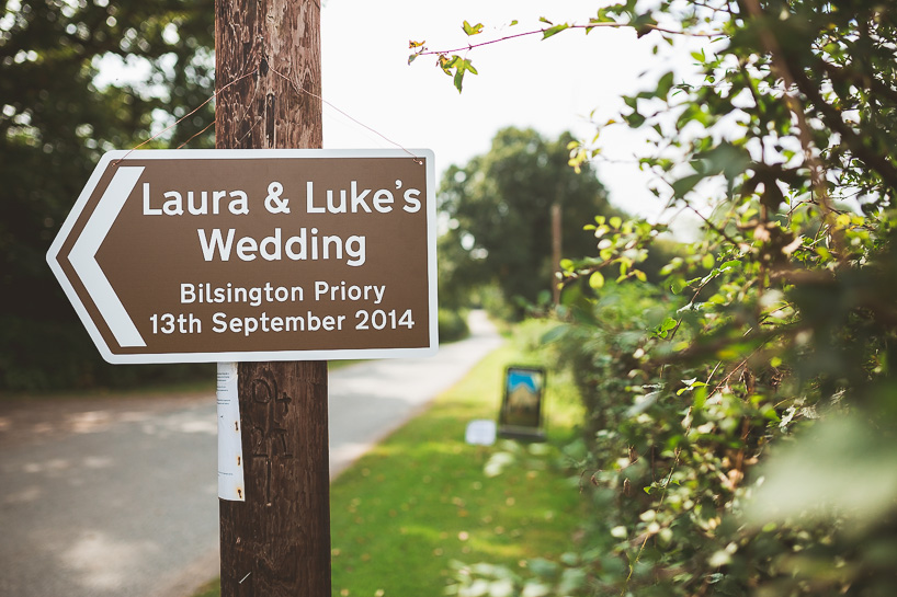 Bilsington Priory Wedding | Luke & Laura-1