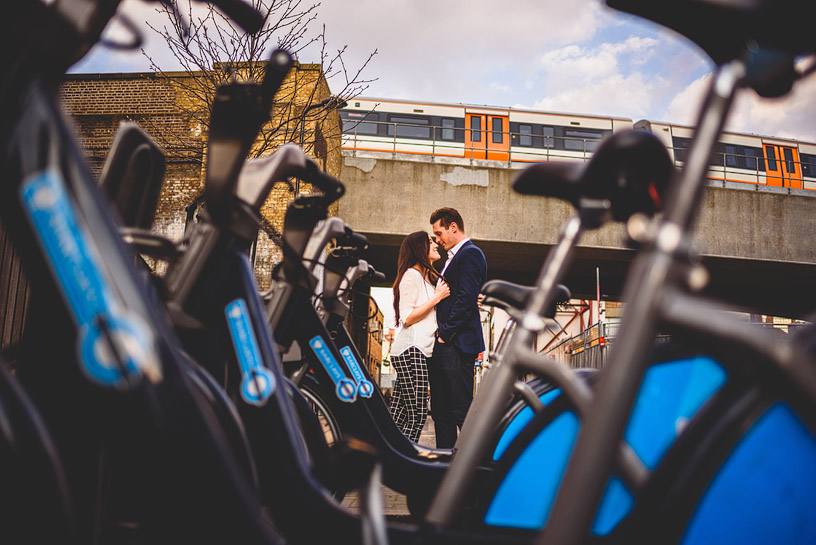Amy & Stefan | Shoreditch Pre Wedding Shoot | Jackson & Co Photography-18