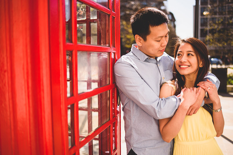 Sandra & Jun | London Engagement Shoot | Jackson & Co Photography-95