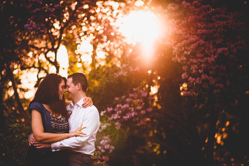 Christina & Andre | Virginia Water Engagement Shoot-33