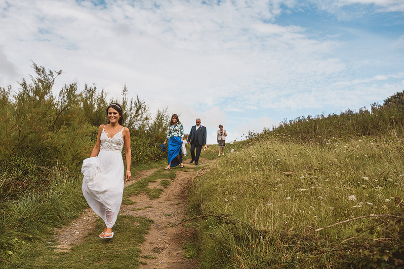 Porthilly Farm Wedding Photographer