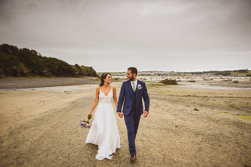 Porthilly Farm Wedding Photographers