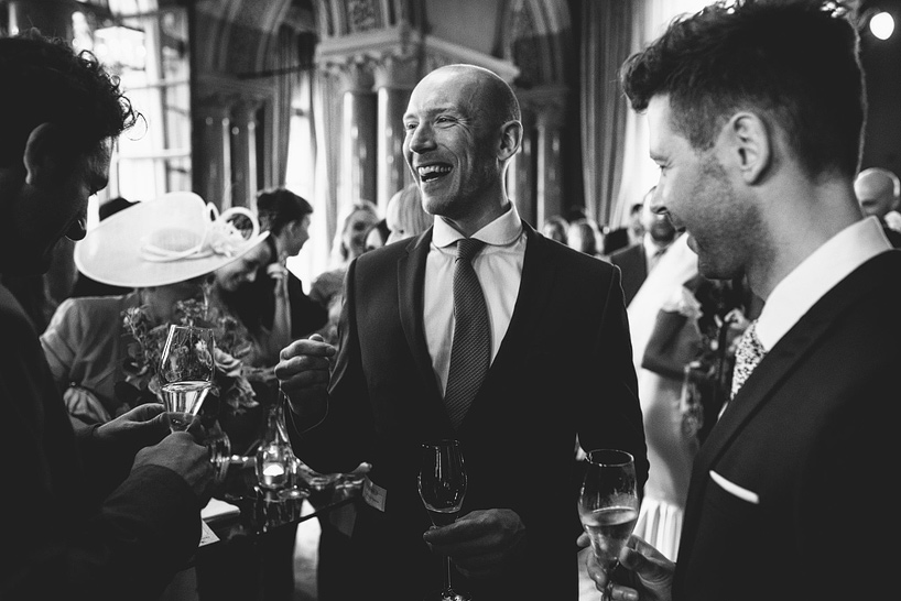 St Pancras Renaissance Hotel Wedding Photographers