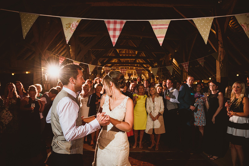 Rustic DIY Wedding In Sussex