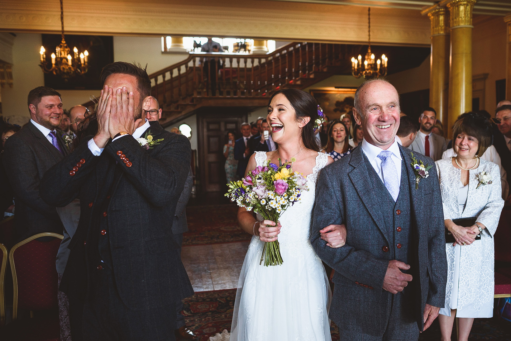 Walcot Hall Weddings