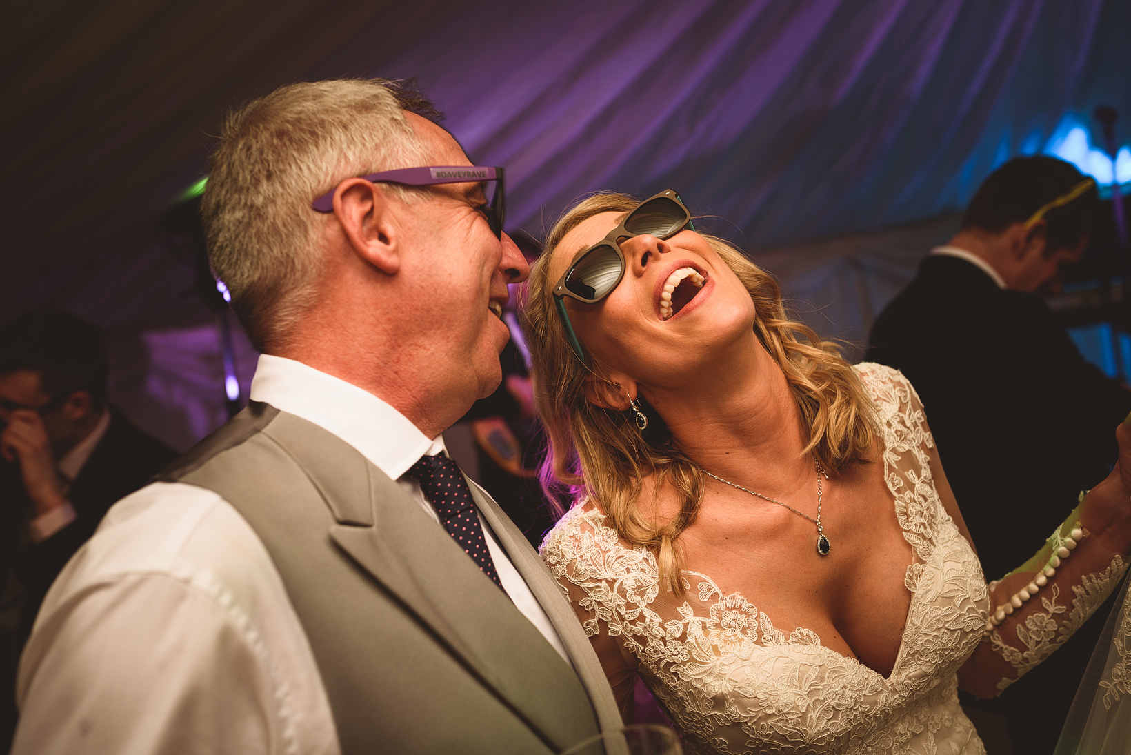 Newburgh Priory Wedding