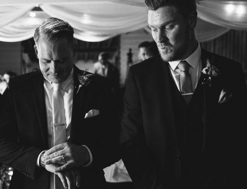 Nicole & Luke | East Quay Venue Wedding Photographer