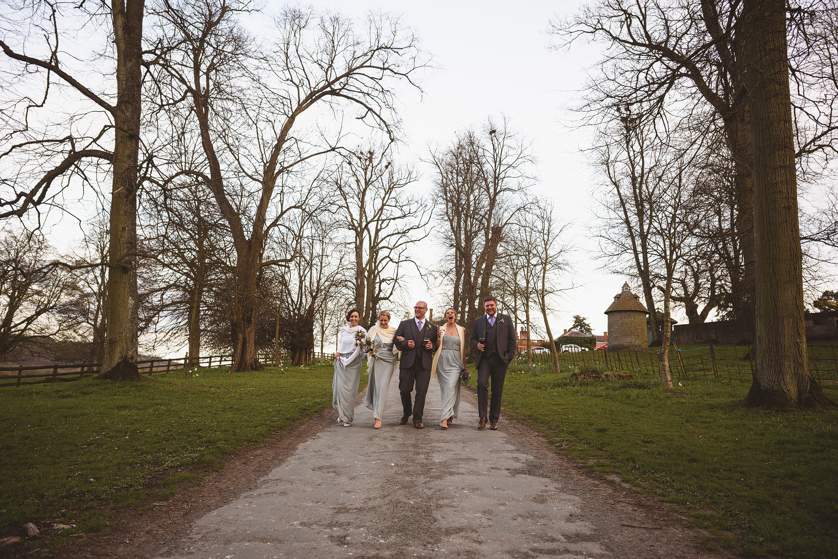 Wedding At Walcot Hall