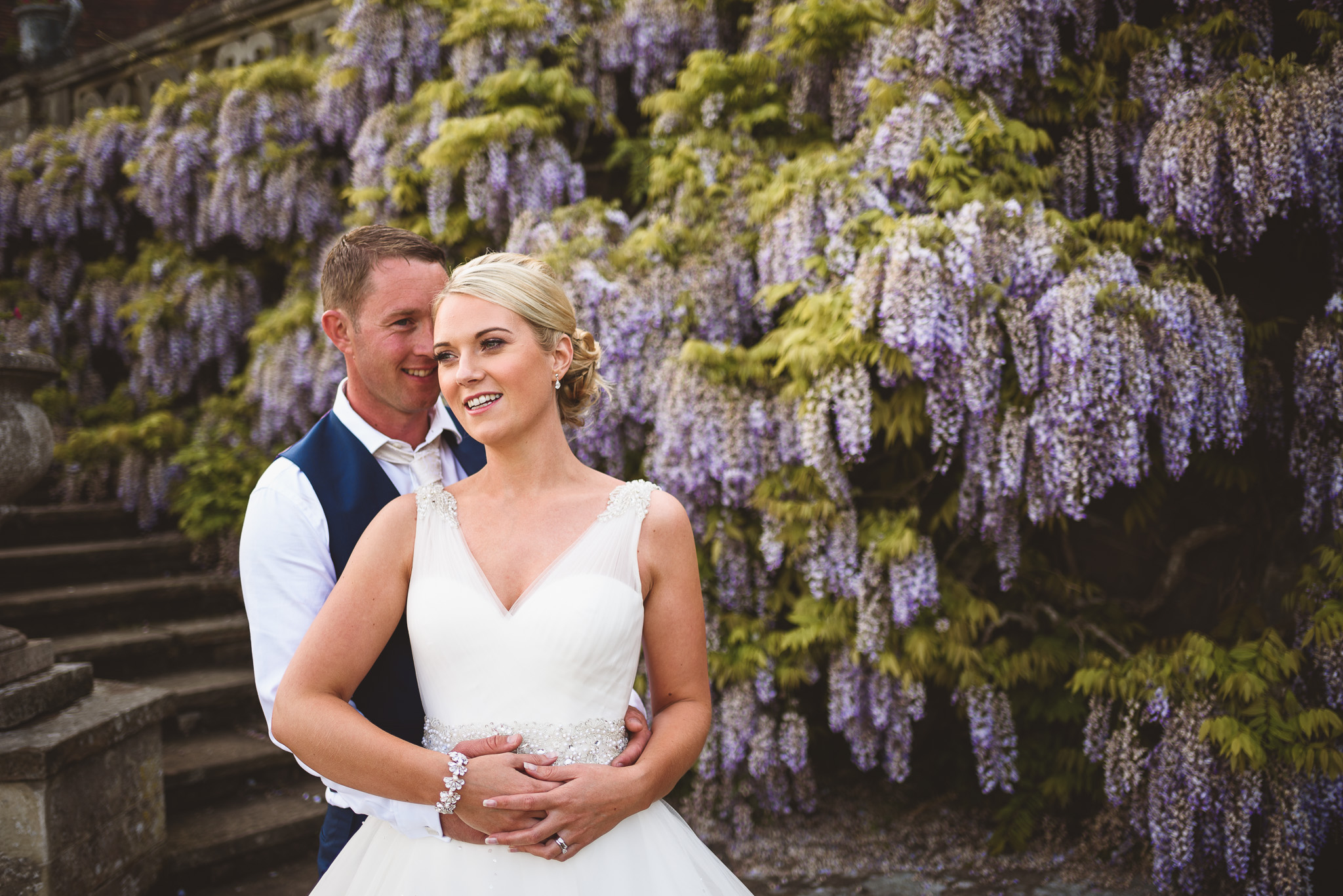 Port Lympne Wedding Photographer | Vicki & Dave-34