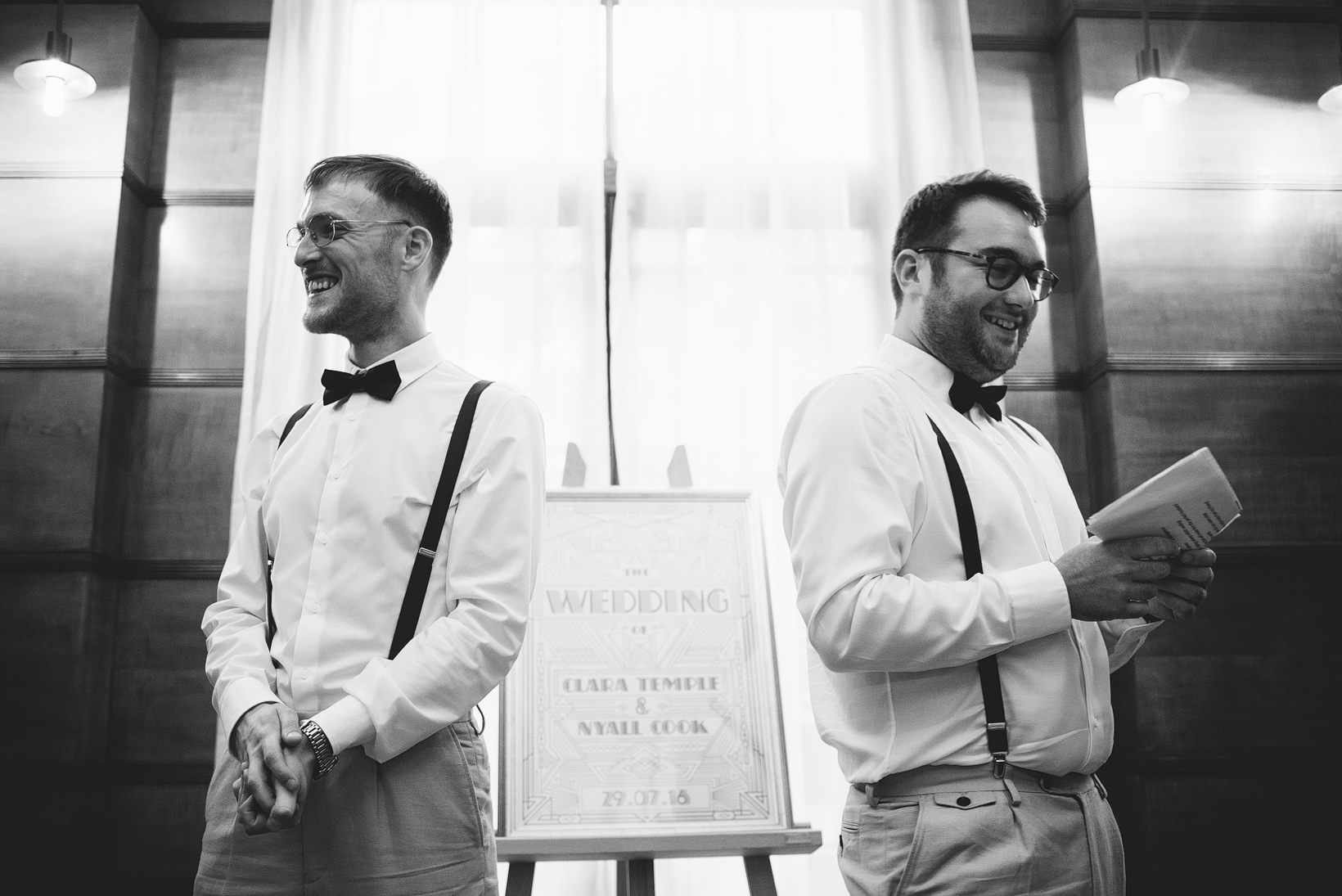 Bethnal Green Town Hall Hotel Wedding