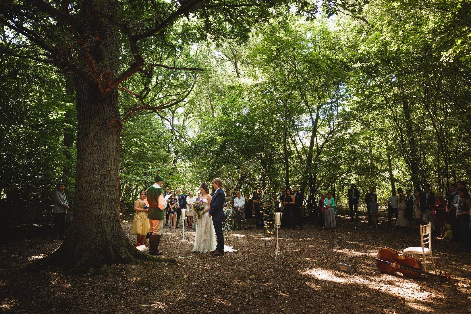 Humanist Ceremony Wedding