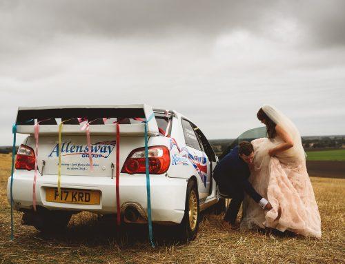 Back Garden Wedding | Claire & Simon