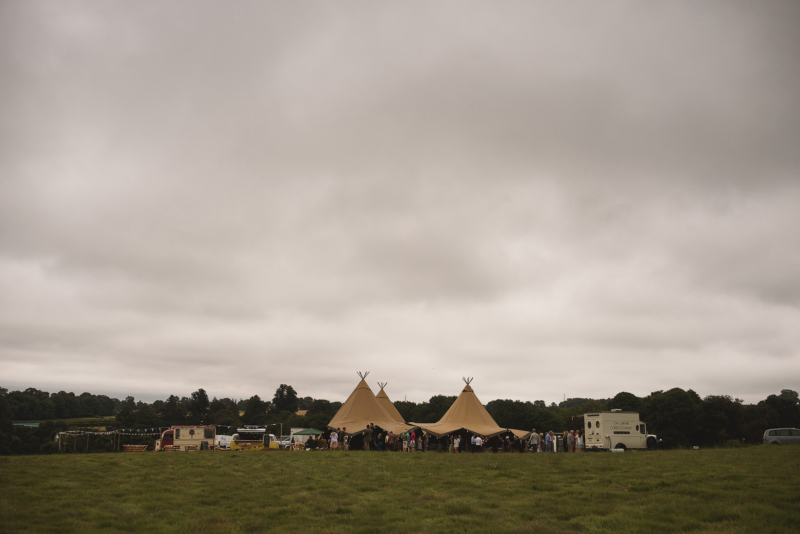 Holmstead Events Tipis