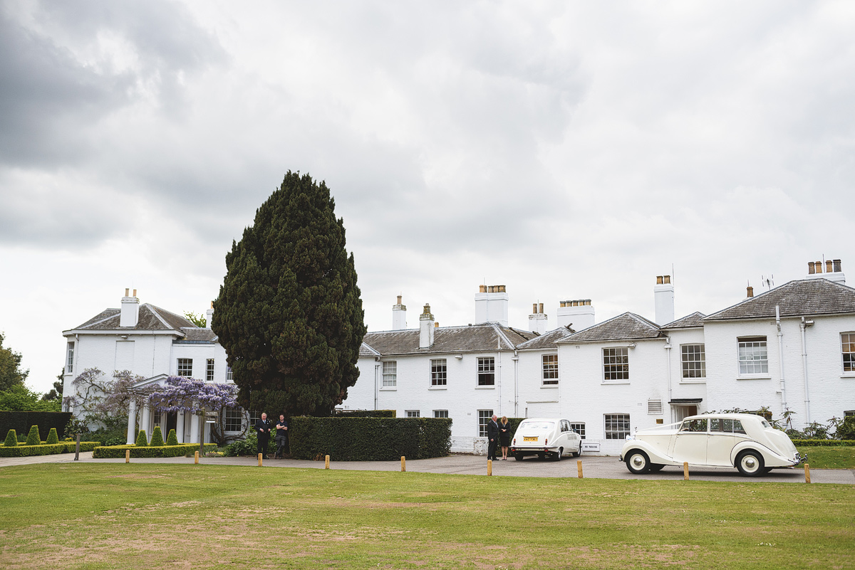 Pembroke Lodge Weddings