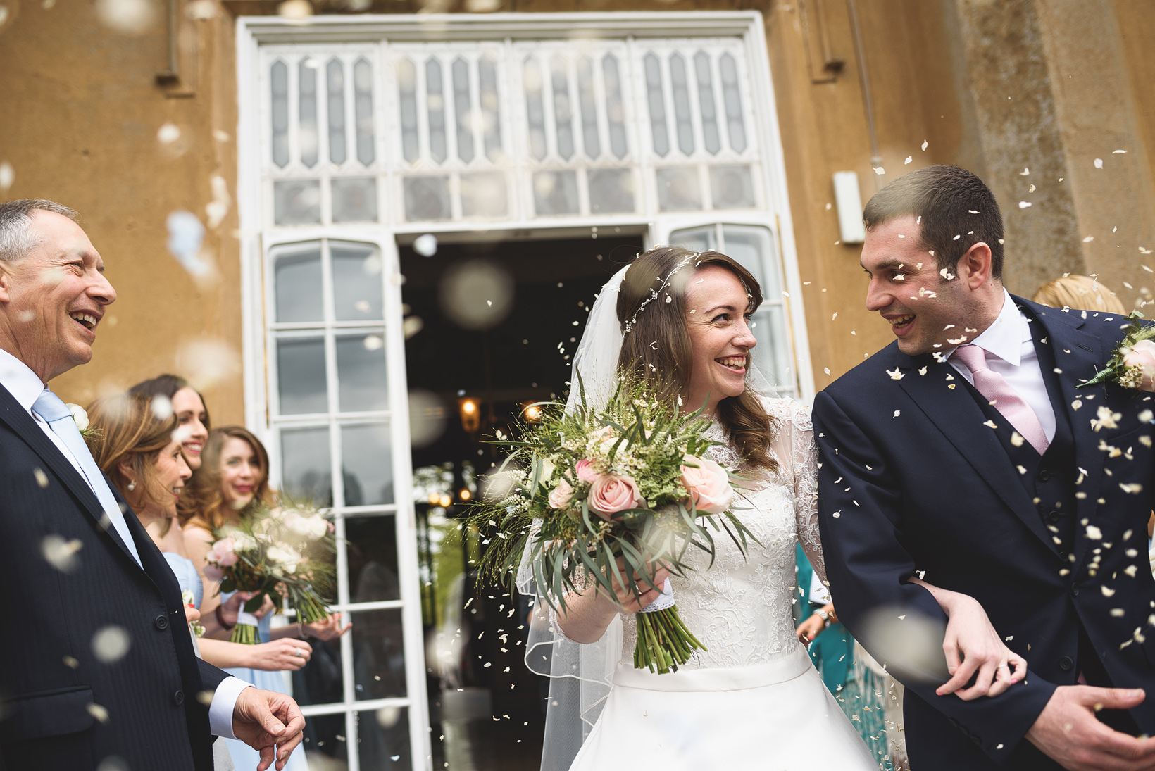 Nonsuch Mansion Wedding Photos