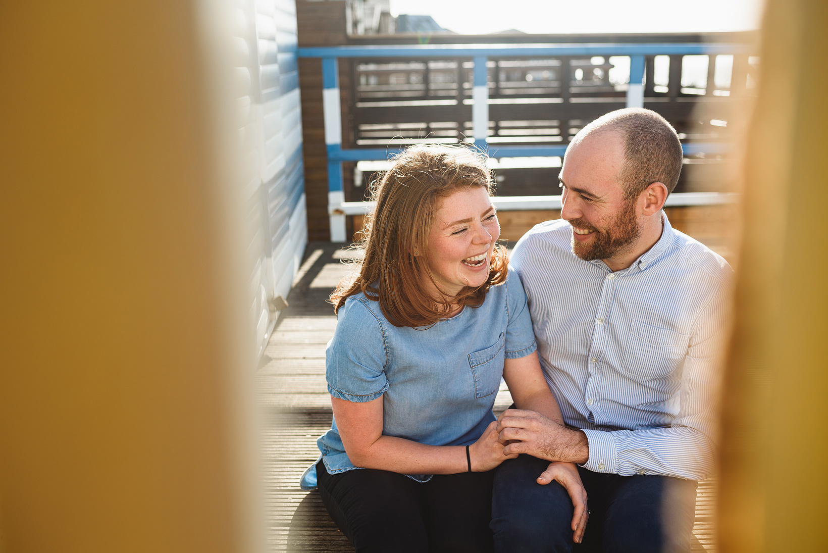 Whitstable Pre Wedding Shoot