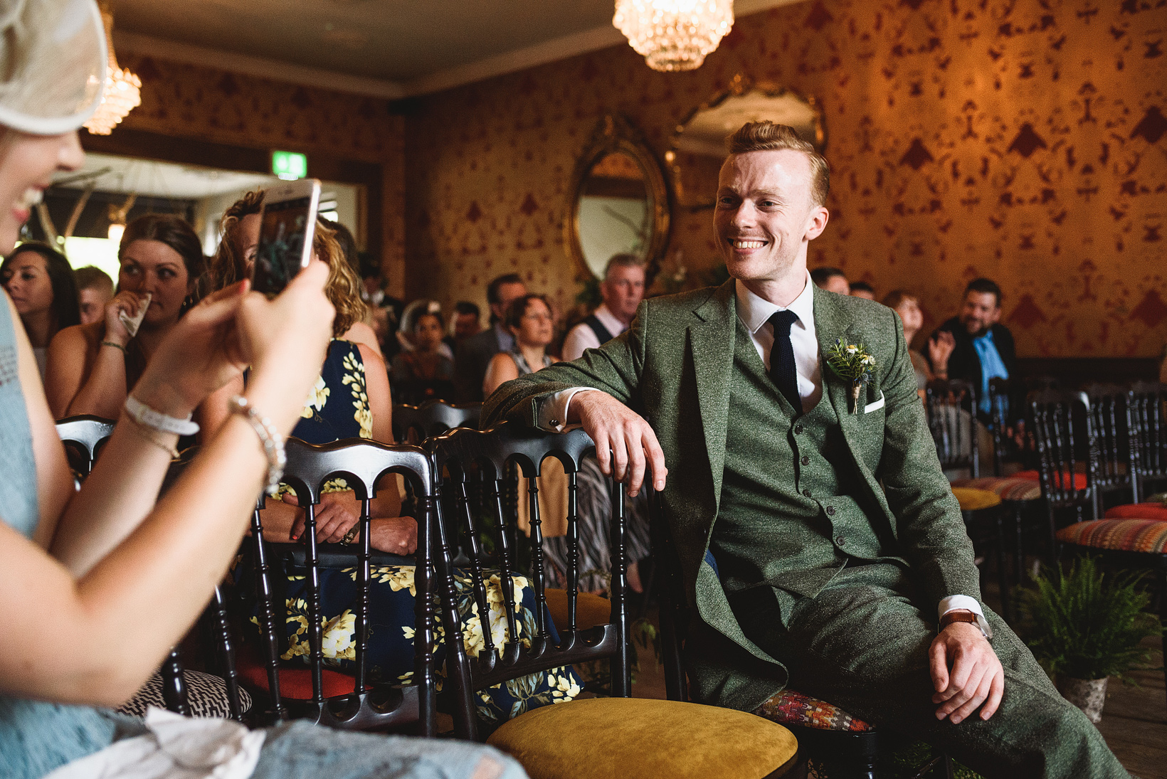 The Bell In Ticehurst Wedding Photographers