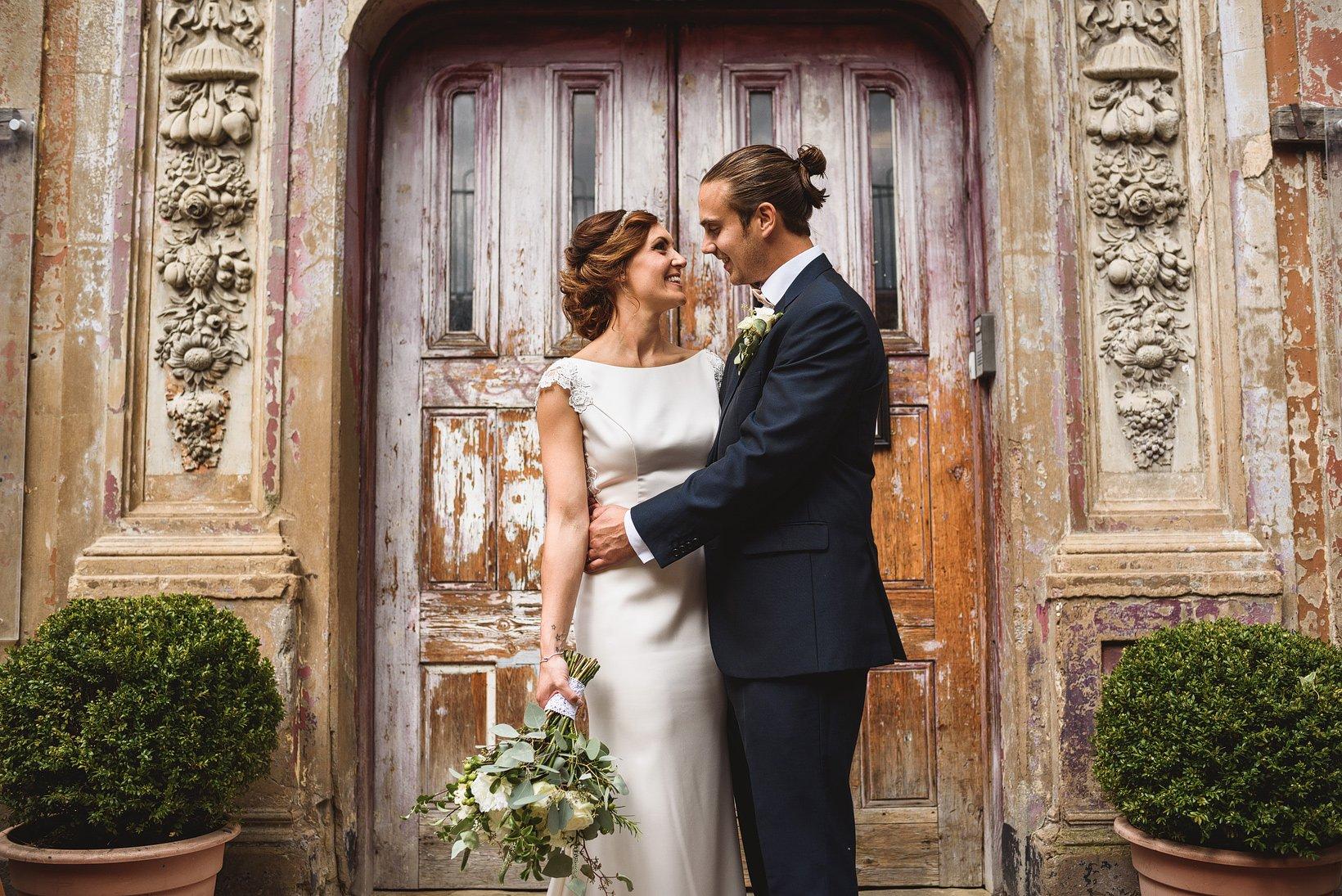 Wiltons Music Hall Wedding Photography