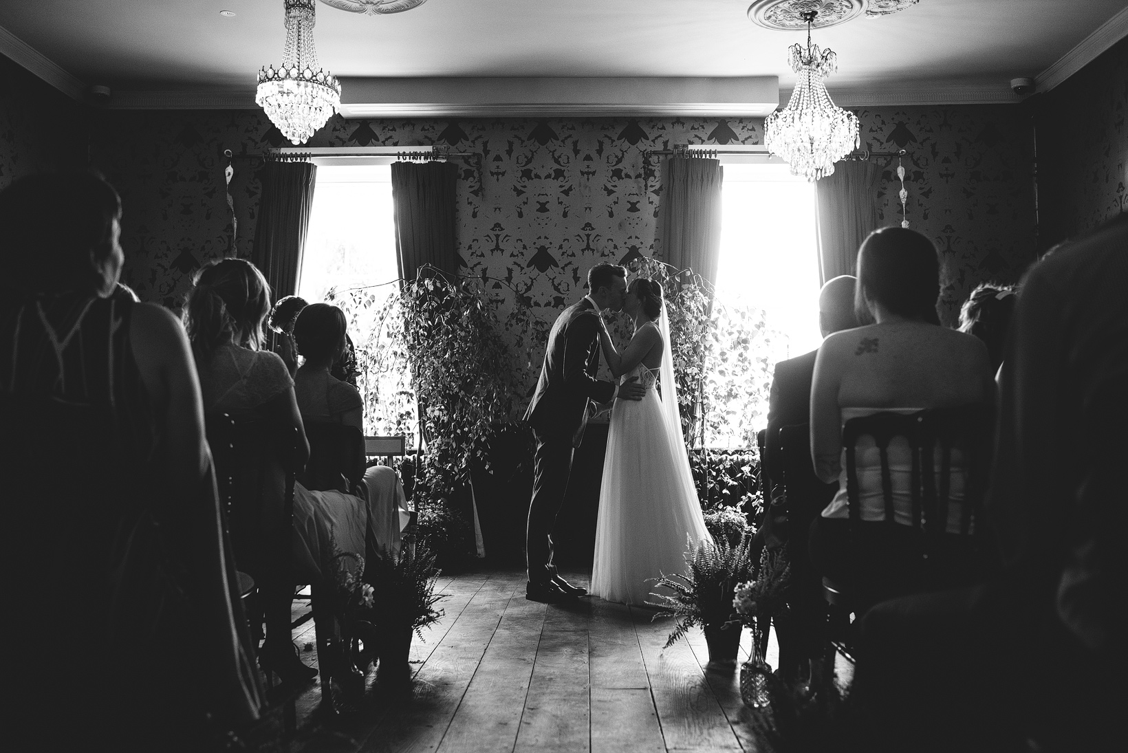 The Bell In Ticehurst Wedding