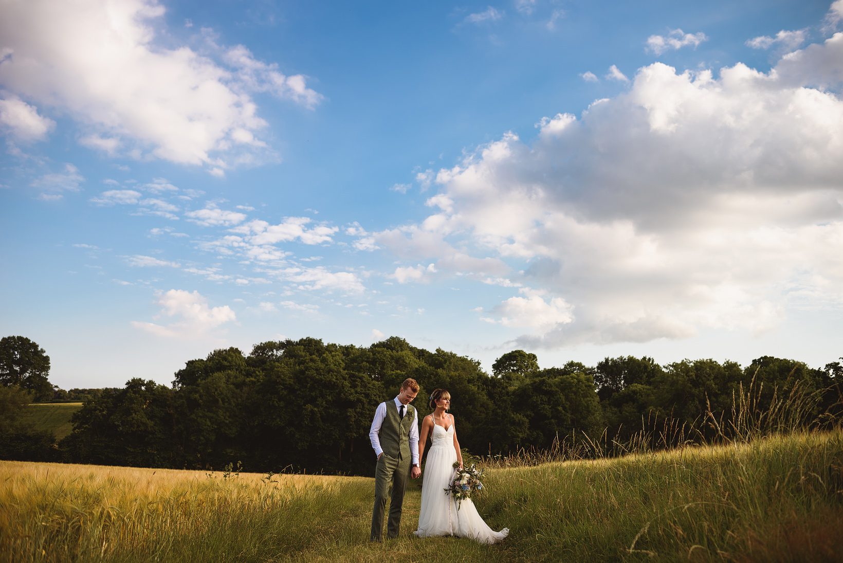 The Bell In Ticehurst Wedding Photography