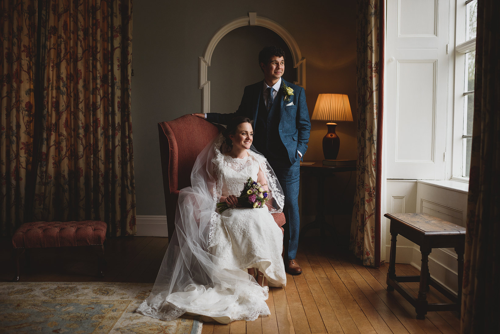 Bruisyard Hall Wedding Photographer