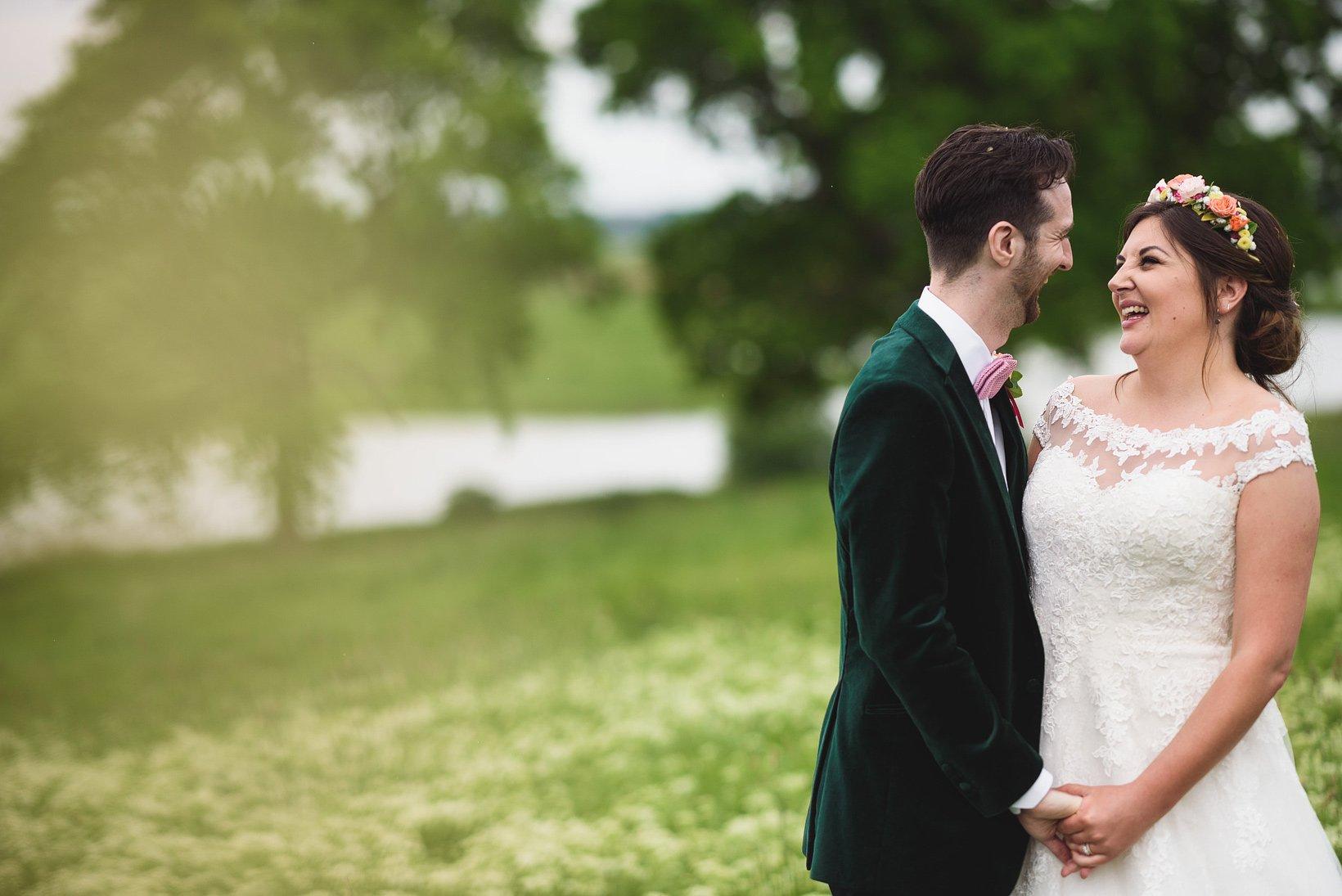 Elmley Nature Reserve Wedding Photographer
