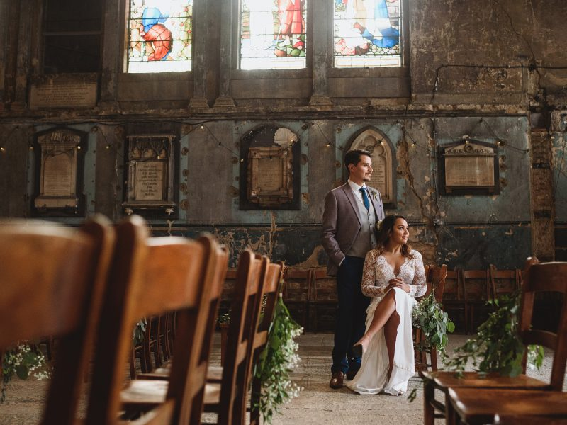 The Asylum Wedding Photographer