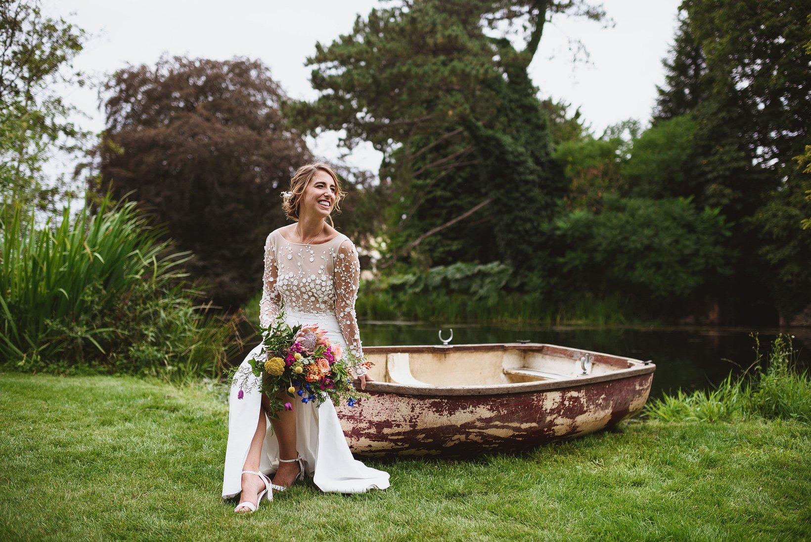 West Lexham Wedding Photography