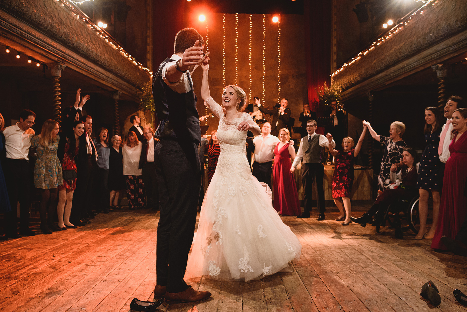Wiltons Music Hall Wedding Photography