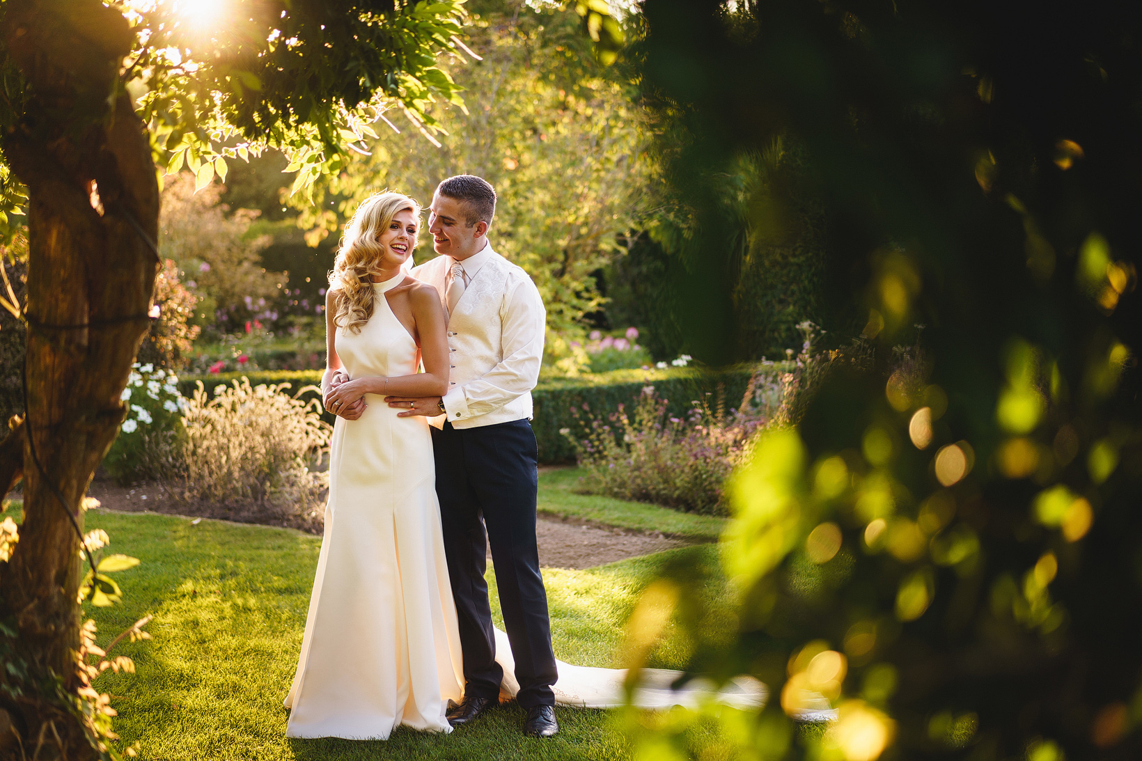 Yalding Gardens Wedding