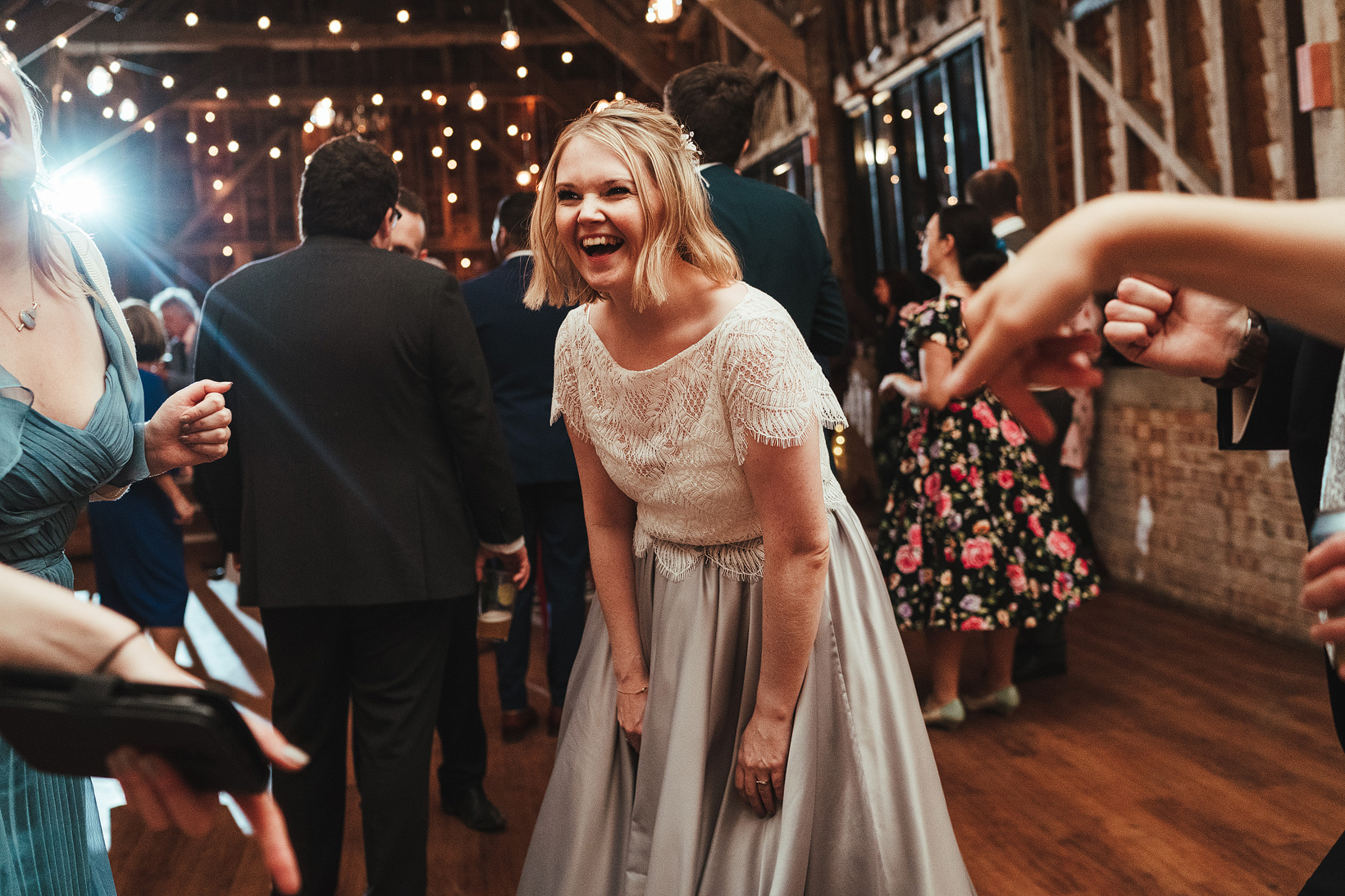 The Great Barn At Rolvenden Wedding Photographer