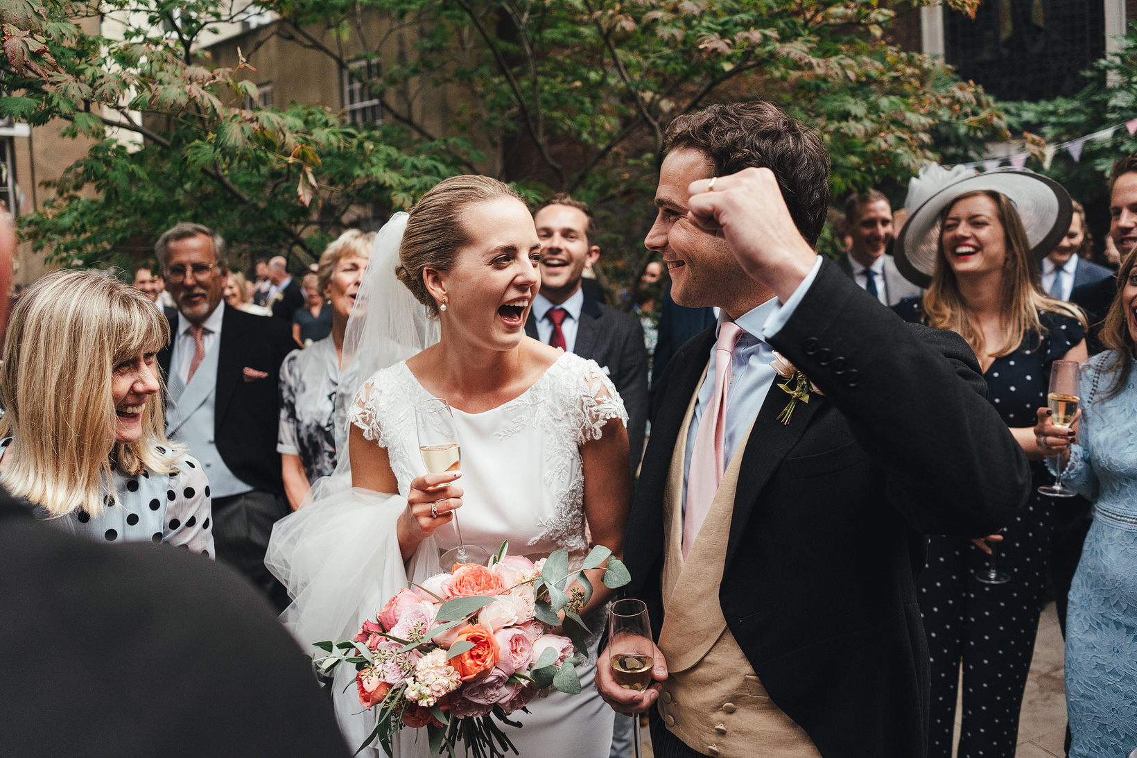City Of London Wedding