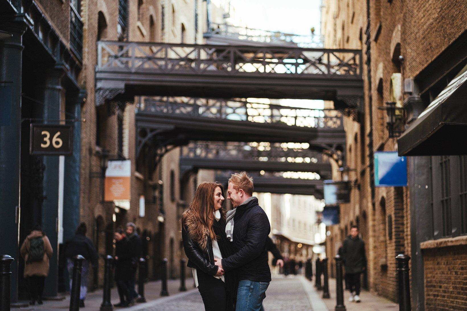 Southwark Engagement Shoot