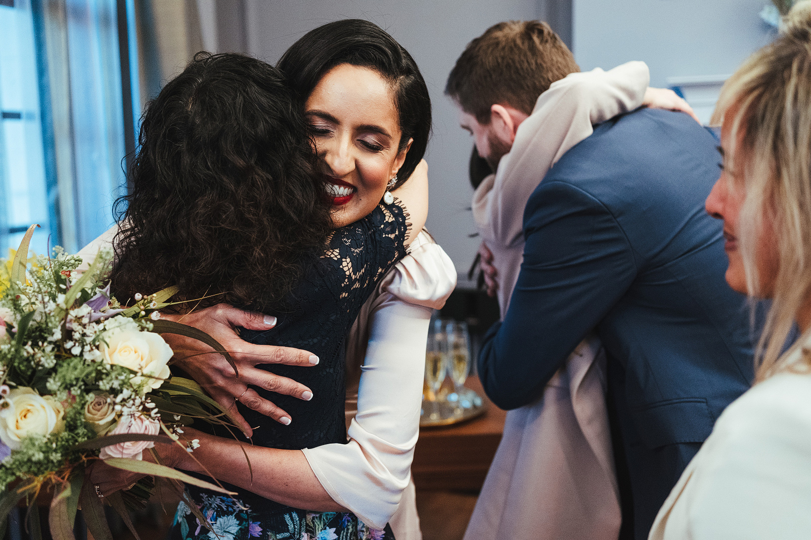Marylebone Town Hall Wedding