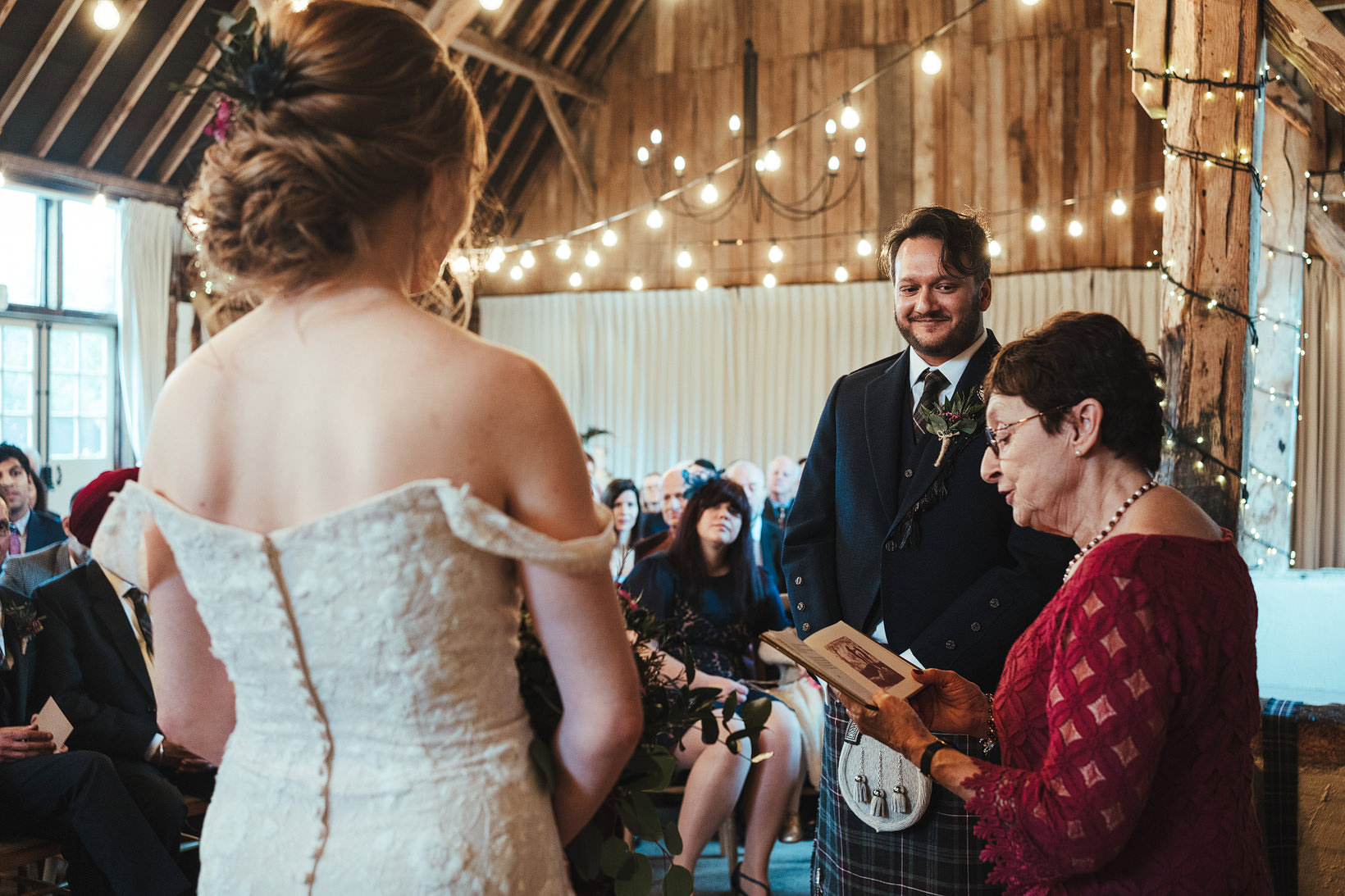 Fusion Wedding